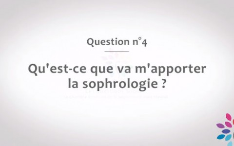 Qu'est-ce que va m'apporter la sophrologie ?